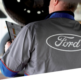 Book a Service at Swanson Ford